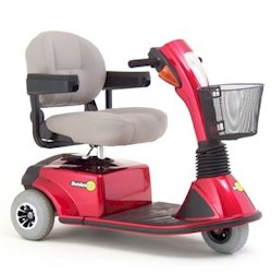 TRILIFT - Scooter & Power Wheelchair Lift