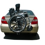 Manual wheelchair Ultra Lite Lift on Toyota Camry