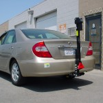 Ultra Lite Lift on A Toyota Camry