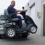 EV Rider, Royale 4 Scooter.